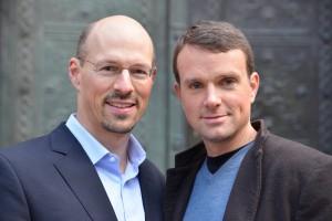 Max Rauner und Tobias Hürter (Foto: Katharina Sturm)